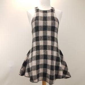 Knitz Hit the Slopes Super Mini Sweater Dress XS